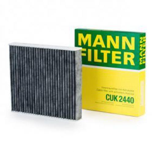 MANN-FILTER filtr, vzduch v interiéru CUK 2440