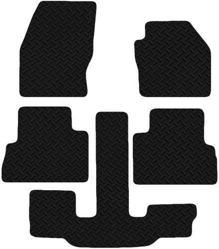 Carsio Auto podlahové rohože pro Ford C-Max Grand 2013-2016