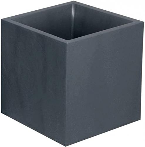 EDA PLASTIQUES 13730 BR. TSX 1 Volcania ètvercový plastový zásobník 40 x 40 x 40 cm