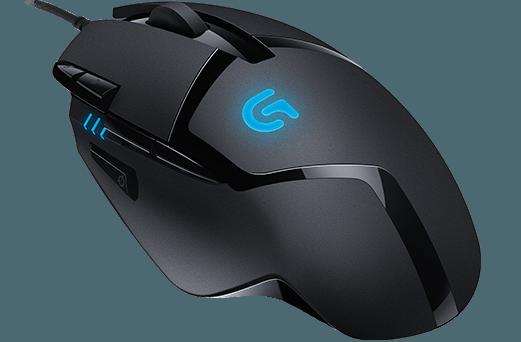 Myš Logitech G402 Hyperion Fury  - zvìtšit obrázek