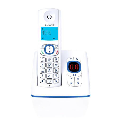 Telefon Alcatel F530 Voice  - zvìtšit obrázek